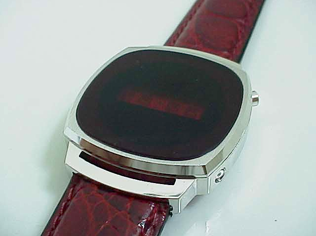 The Fairchild LED Watch
